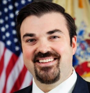 Jared Maples, Director New Jersey Office of Homeland Security and Preparedness